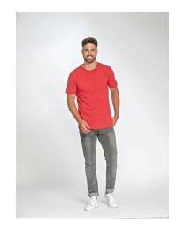 Ronde Hals T-shirt Heren