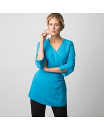 Wellness Tuniek 3/4 Sleeve Wrap Dames