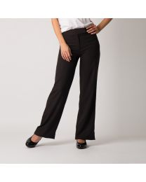Wellness Broek Easycare Wide Leg Dames