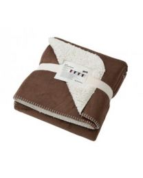 Fleece Deken J&N Cosy Hearth