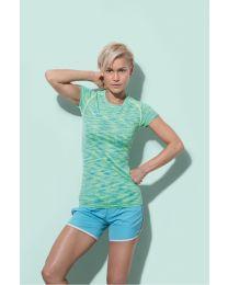 Sportshirt Active Raglan Dames