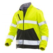 Jobman WorkWear Hi-Vis Lined Fleece Heren
