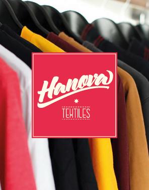 Bedrijfskleding en zo, Hanova Textiles